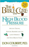 The Bible Cure for High Blood Pressure PDF