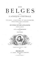 Le Congo et ses affluents, publié sous la direction de Ch. de Martrin-Donos