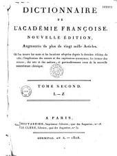 Supplément au Dictionnaire de l'Académie française, 6e édition, publiée en 1835, complément de tous les dictionnaires français, anciens et modernes...