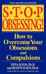 Stop Obsessing  Book