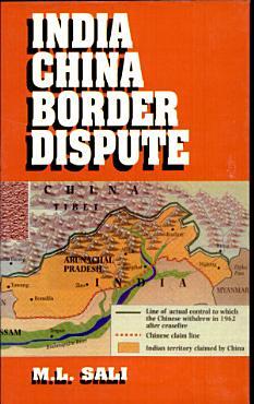 India China Border Dispute PDF