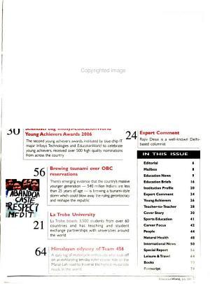 Education World PDF
