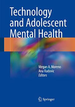 Technology and Adolescent Mental Health PDF