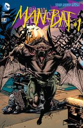 Detective Comics feat Man-Bat (2013-) #23.4