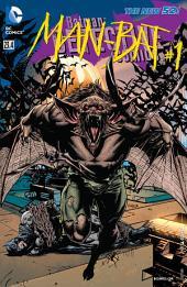 Detective Comics feat Man-Bat (2013-) #23.4