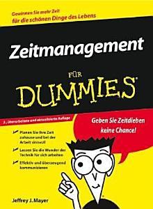 Zeitmanagement f  r Dummies PDF
