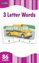 3 Letter Words Book