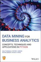 Data Mining For Business Analytics PDF
