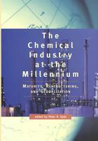 The Chemical Industry at the Millenium PDF