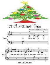 O Christmas Tree - Beginner Tots Piano Sheet Music