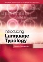 Introducing Language Typology PDF