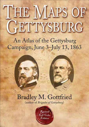 The Maps of Gettysburg