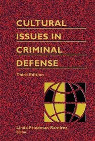 Cultural Issues in Criminal Defense PDF