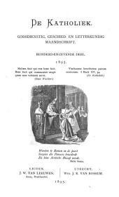 De Katholiek: Volumes 107-108