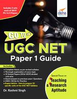 GO TO UGC NET Paper 1 Guide