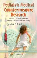 Pediatric Medical Countermeasure Research