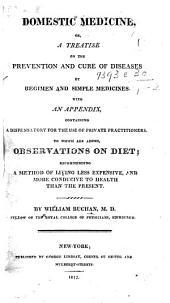Domestic Medicine, etc