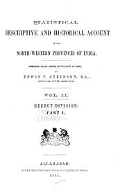 Statistical, Descriptive and Historical Account of the North-western Provinces of India: Volume 2