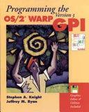 Download Programming the OS 2  WARP Version 3 GPI Book