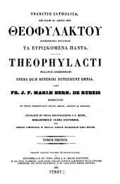 Patrologiæ cursus completus: seu, Bibliotheca universalis, integra, uniformis, commoda, oeconomica omnium SS. patrum, doctorum, scriptorumque ecclesiasticorum. Series græca, Volume 125