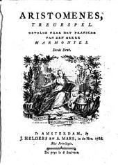 Aristomenes, Treurspel