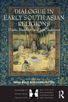 Dialogue in Early South Asian Religions PDF