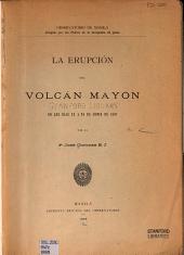 La erupción del volcán Mayón en los días 25 y 26 de junio de 1897