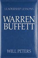 Leadership Lessons  Warren Buffett PDF