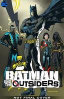 Batman & the Outsiders