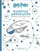 Harry Potter Magical Artifacts Poster Coloring Book Book