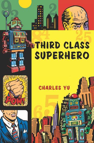 Download Third Class Superhero Book