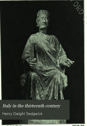 Italy in the Thirteenth Century: Volume 2