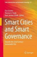 Smart Cities and Smart Governance