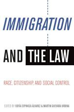 Immigration and the Law PDF
