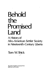 Behold The Promised Land Book PDF