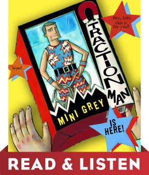 Traction Man Is Here  Read   Listen Edition