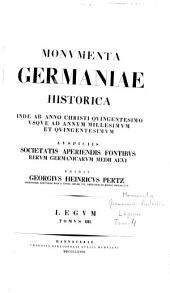 Monumenta Germaniae historica: 4