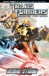 Transformers 3 Movie Prequel - Rising Storm #2