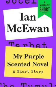 My Purple Scented Novel Book