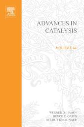 Advances in Catalysis: Volume 44
