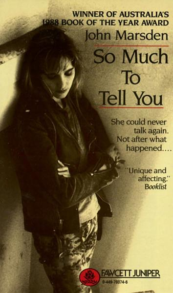 Download So Much to Tell You Book