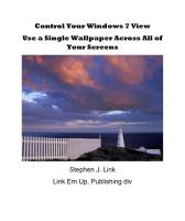 Control Your Windows 7 View PDF