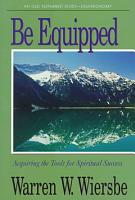 Be Equipped PDF