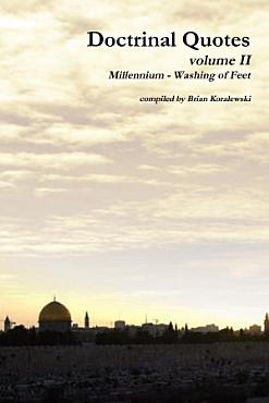 Doctrinal Quotes volume II PDF