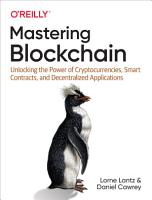Mastering Blockchain PDF