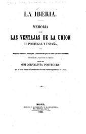 La Iberia: memoria sobre las ventajas de la union de Portugal y España