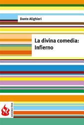 La divina comedia. Infierno (low cost). Edición limitada