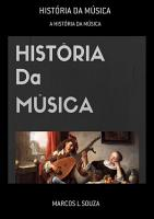 Hist  ria Da M  sica PDF