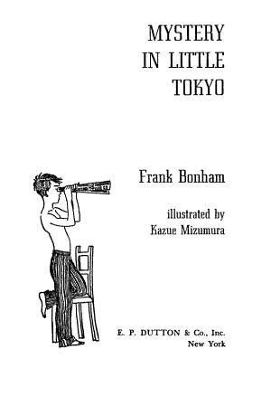 Mystery in Little Tokyo PDF