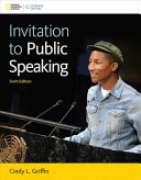Invitation to Public Speaking   Mindtap Speech  1 Term   6 Months Access Card